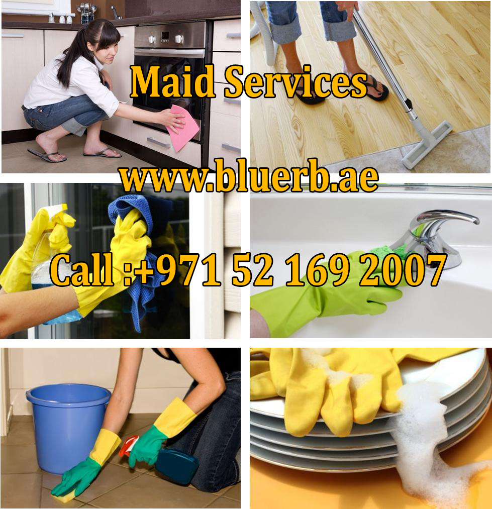 Part Time Maid Services Dubai