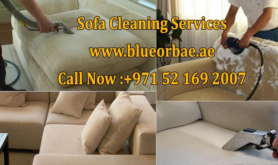 Sofa Cleaning Service Dubai Sharjah UAE Blue Orb